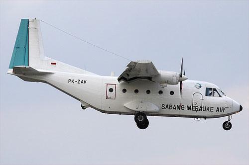 Pesawat NC-212 - 7 Pesawat Buatan Indonesia Komersial dan Tempur - www.iniunik.web.id