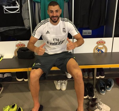 Berita transfer hari ini: Benzema Akan Tetap Berada Di Real Madrid
