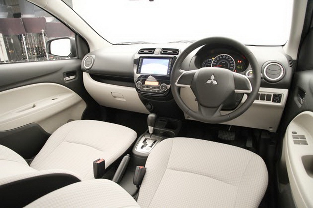 Harga dan spesifikasi Mitsubishi Mirage