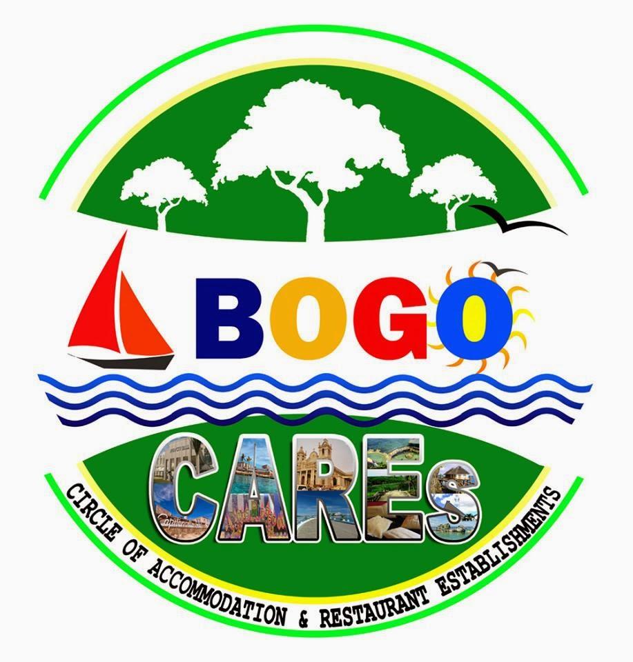 1st color fun run in bogo the bogo times city of bogo