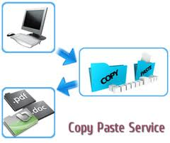 Outsource Copy Paste Services