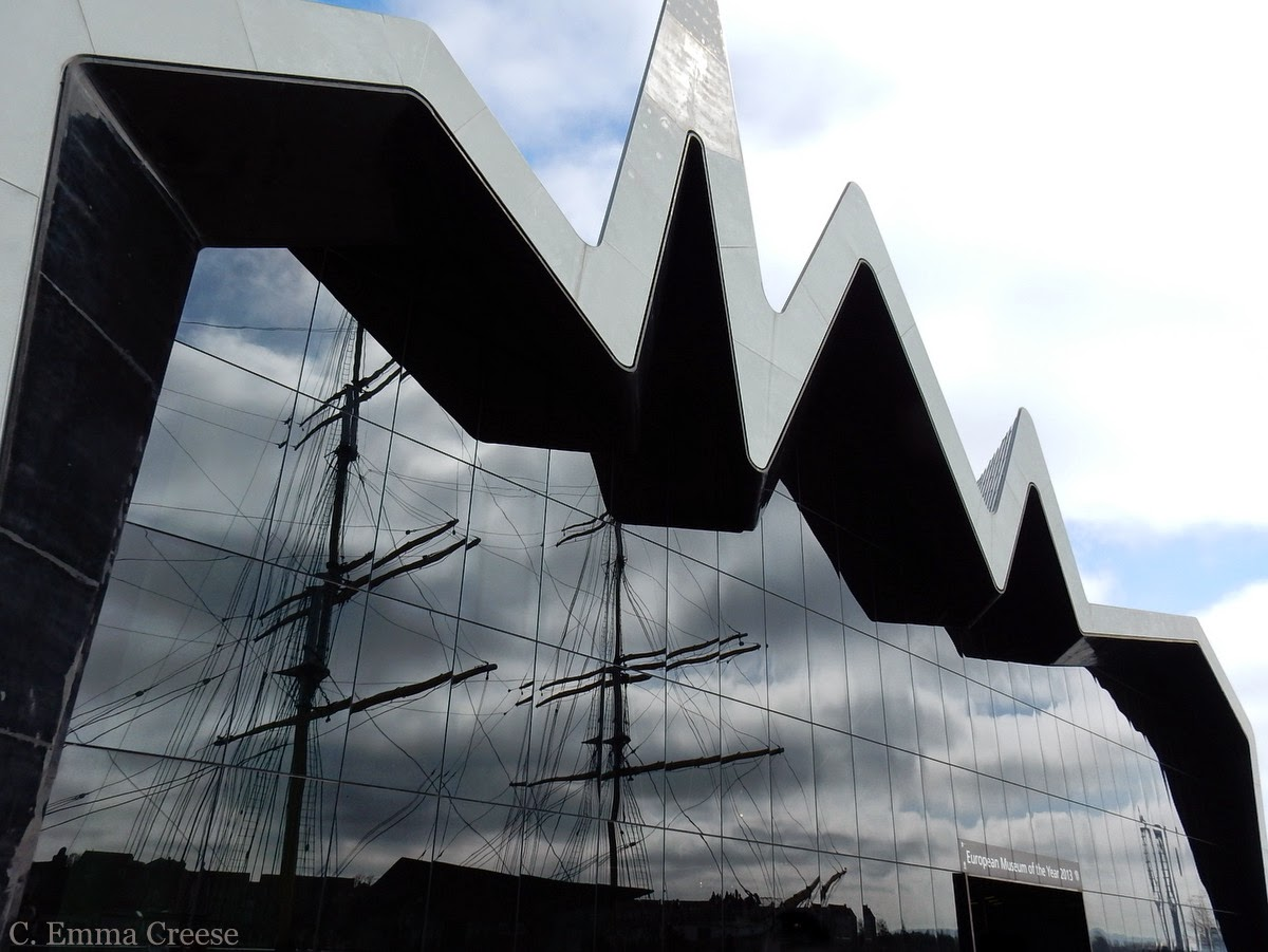 Riverside Museum Scotland Glasgow Adventures of a London Kiwi