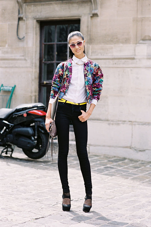 Vanessa Jackman: Paris Couture Fashion Week AW 2013.Irina