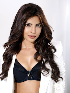 Priyanka Chopra Goes Glam Doll for Vogue Magazine