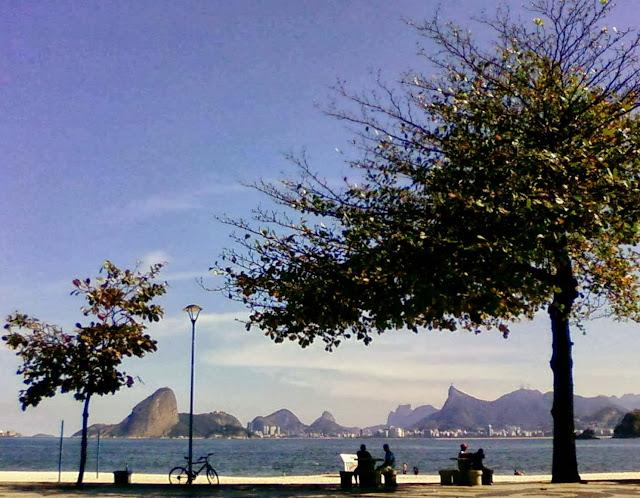 Tour Rio de Janeiro Praia de Icaraí