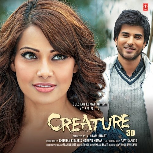 Creature 3D (2014) Movie Poster No. 3