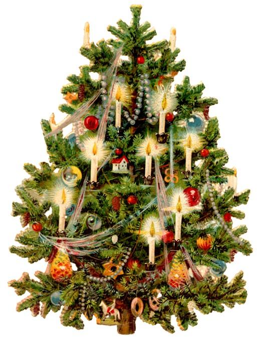 Muebles y decoraci n de interiores arreglo de arboles de - Navidades en alemania ...