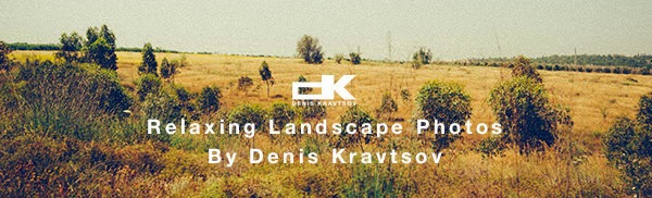 Great Landscape By Denis Kravtsov
