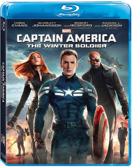 Captain America The Winter Soldier 2014 480p BluRay 350mb ESub