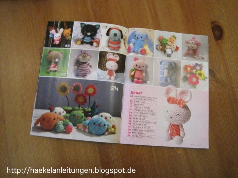 Amigurumi Zeitschrift Marchen : Trendy Hakeln - neue deutsche Zeitschrift - Amigurumi ...