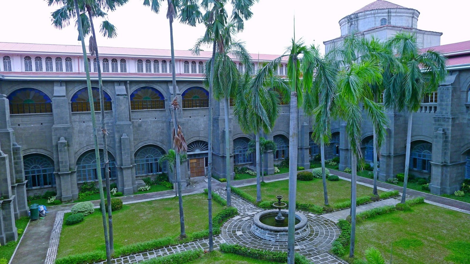 San Agustin Museum Cloister