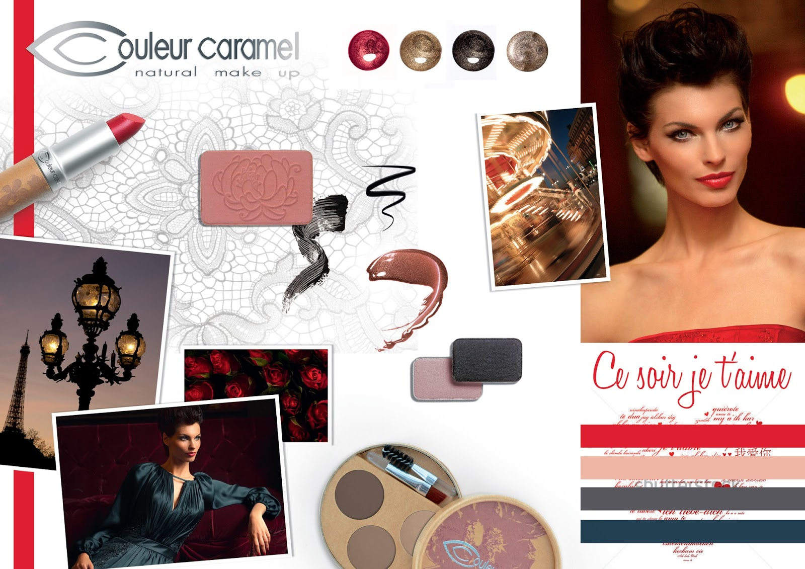 maquillage cosmetique bio