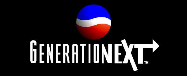 Logo de la campaña Generation Next