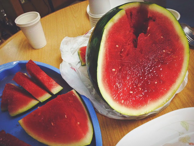 DIY Vodka Watermelon