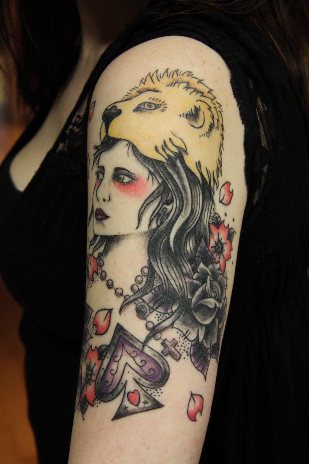 pin kat scarlet tattoos tattoo portfolio on pinterest. Black Bedroom Furniture Sets. Home Design Ideas