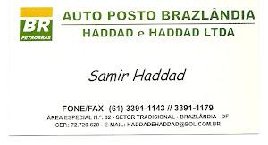 Auto Posto Brazlândia