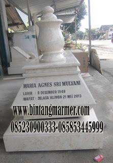 Jual makam marmer Tulungagung-Makam Marmer