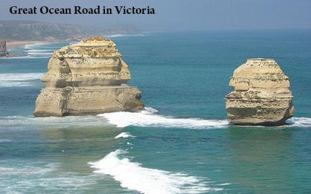 Tourist Attraction of Twelve Apostles, Australia's Top Wonder