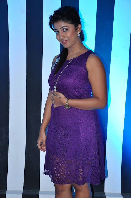 Geetanjali Latest Photos At Haveli Coffee Shop Opening
