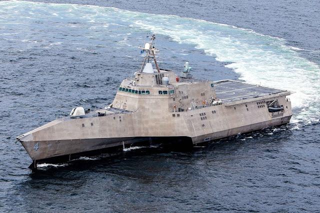 USS Coronado (LCS 4)