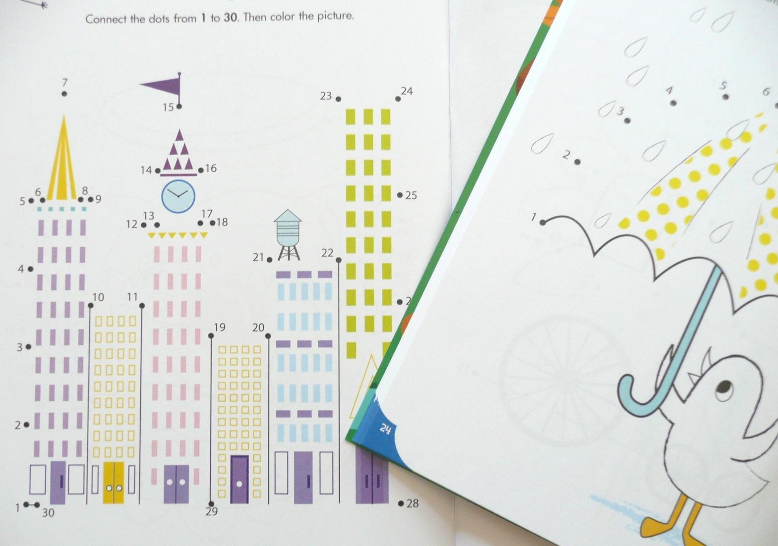 Amy Cartwright: Children's workbooks