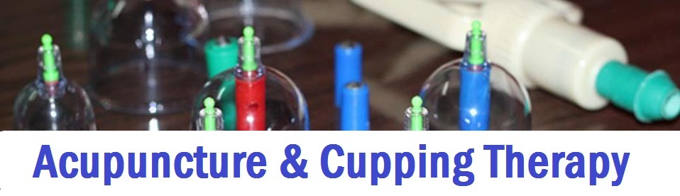 Acupuncture and Cupping Therapy