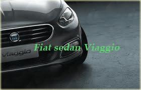 Fiat sedan Viaggio