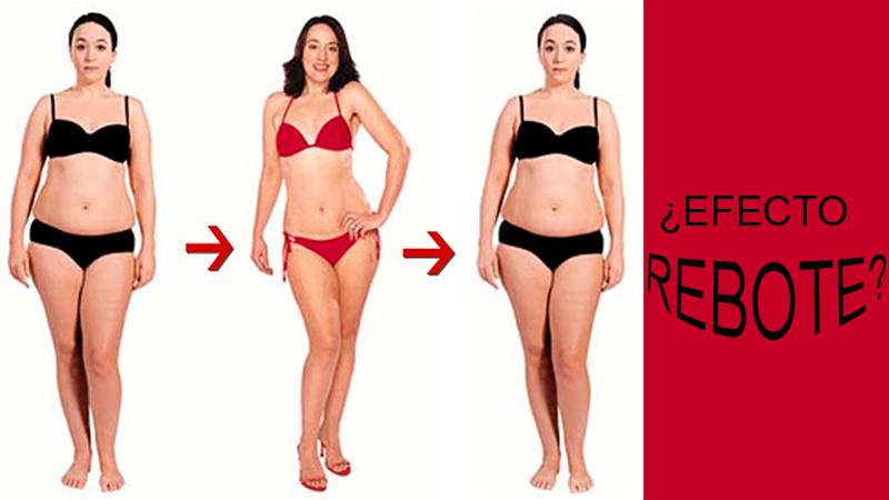 el efecto rebote y la dieta dukan