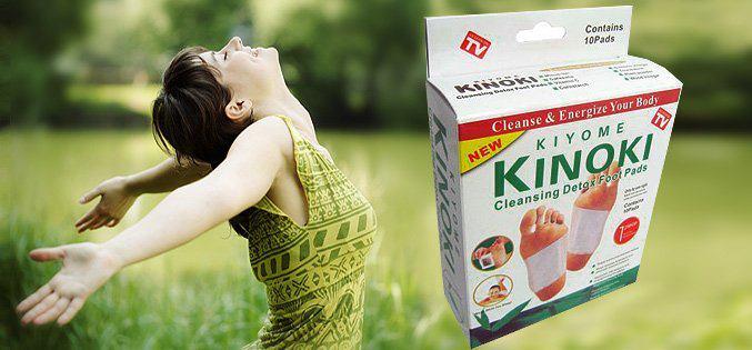 Kinoki Gold Detox Foot Pads | Penghilang Racun Dalam Tubuh