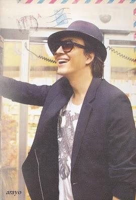 Bae Yong Joon  2013diary-10-2
