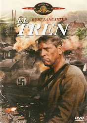 El Tren (Burt Lancaster, Jeanne Moreau)