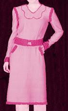 Sketsa Desain Dress