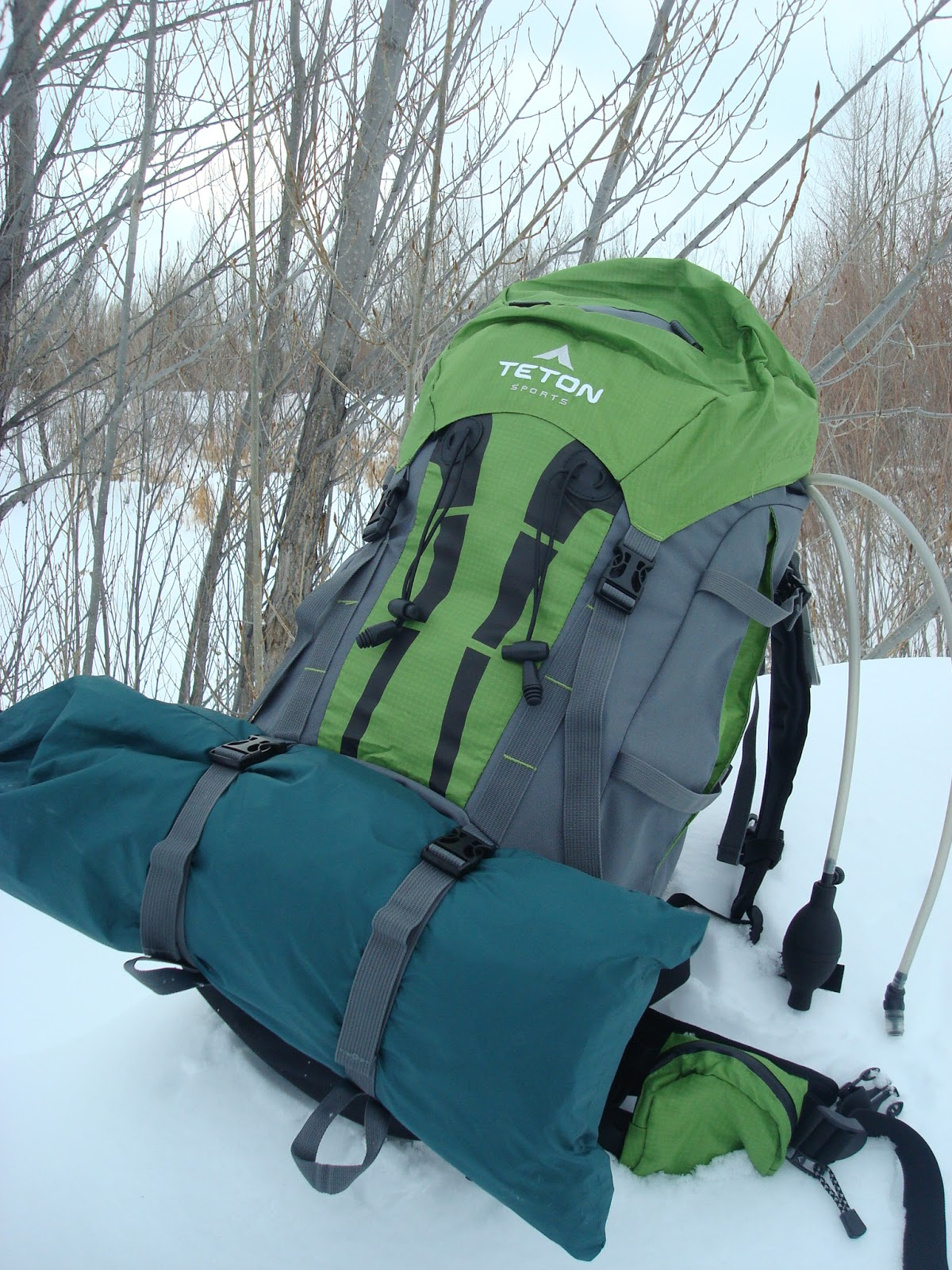 Teton Sports Escape Frame pack