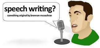 writing an effective speech