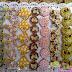 بلاطو جديد من حلويات اللوز بأشكال منوعة للعيد و المناسبات