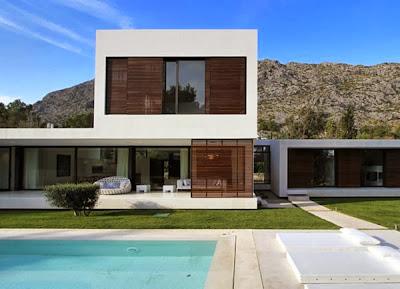 desain rumah minimalis sederhana 8