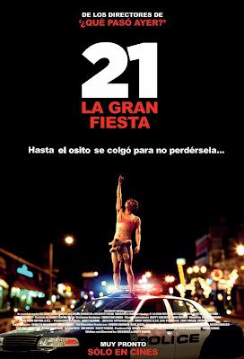 21 La gran fiesta - online 2013 - Comedia