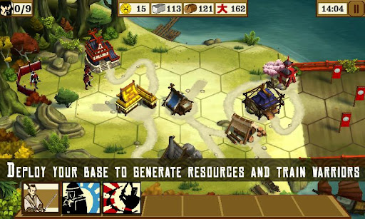 Total War Battles: Shogun android apk