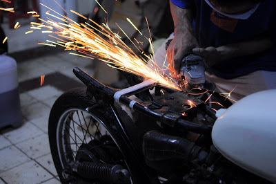 CRAZE MOTORCYCLES BALI