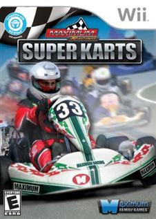 Maximum Racing Super Karts   Nintendo Wii