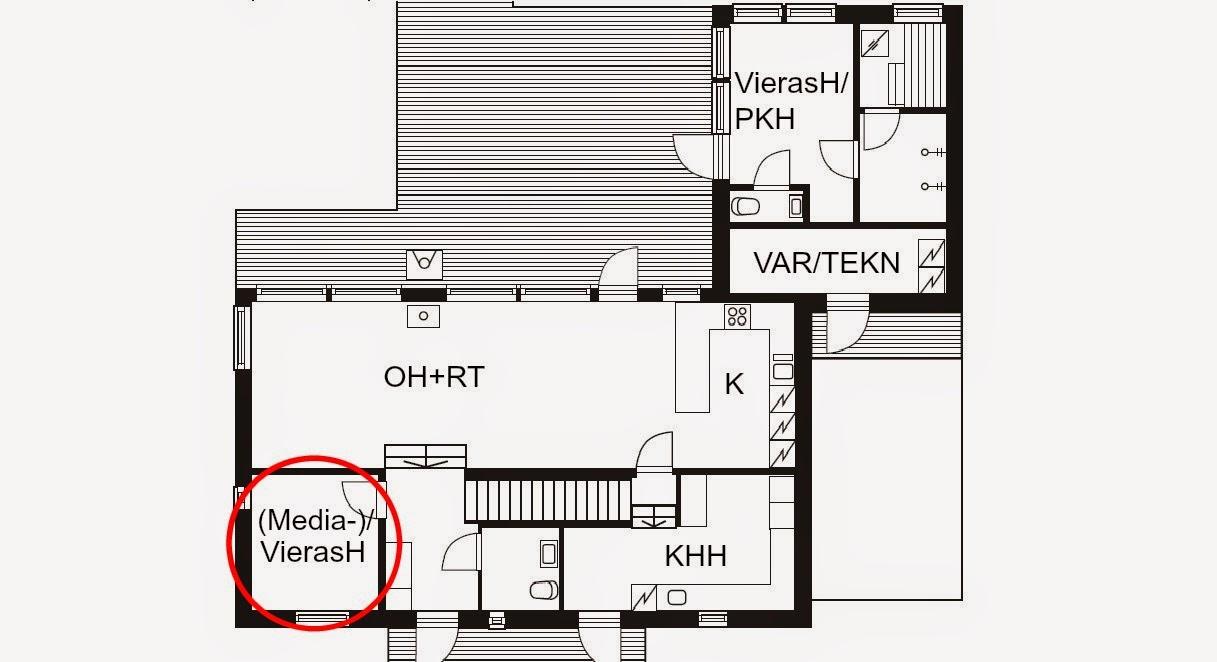 Mediahuone etsii uutta käyttötarkoitusta
