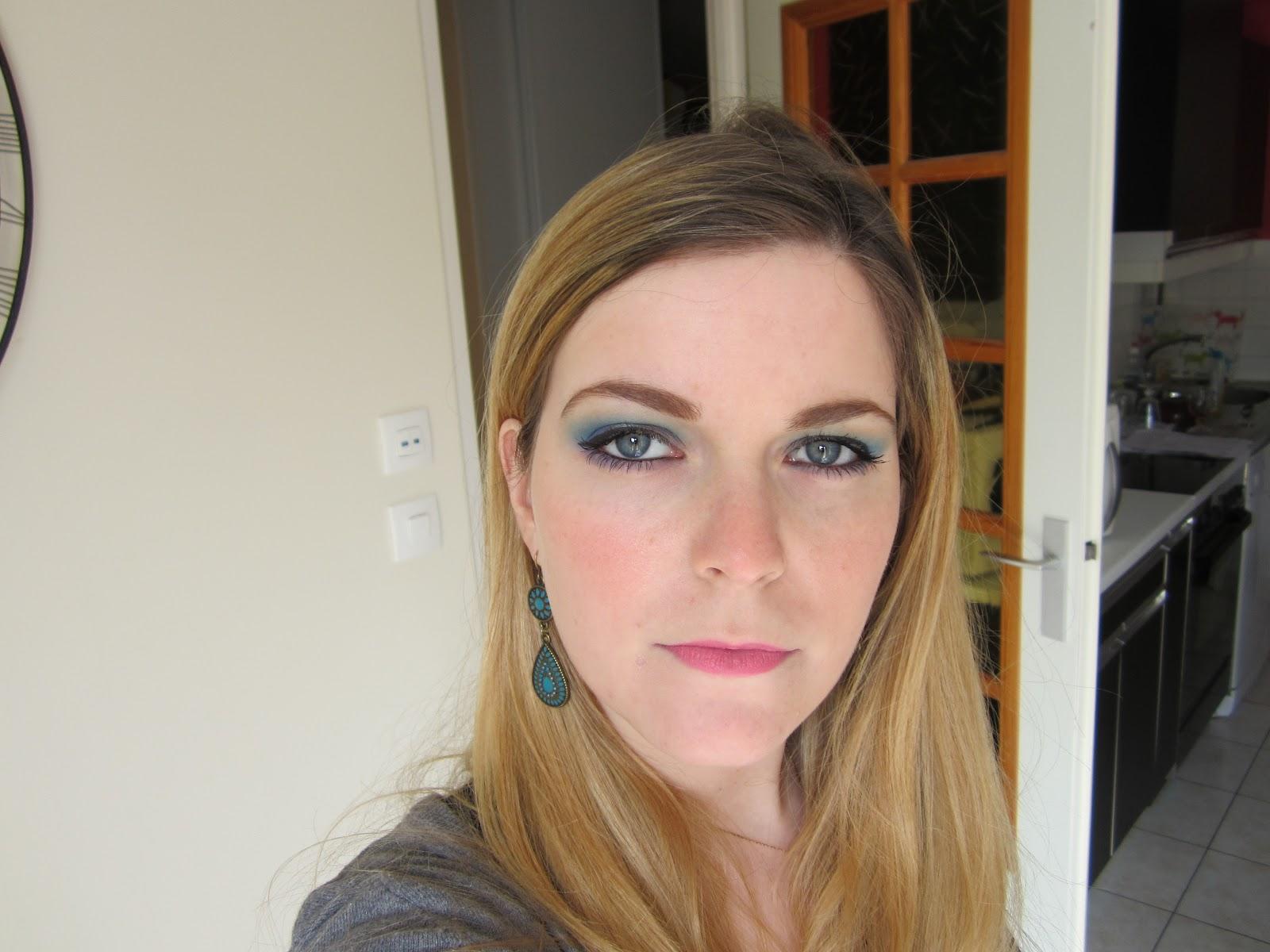 Juste avant daller chez le coiffeur. Désolée, jai oublié de prendre une vraie photo pour comparer.