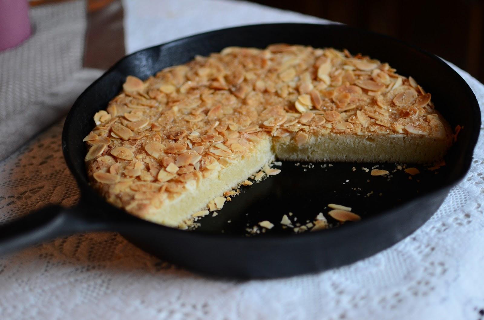ButterYum: European Almond Butter Cake