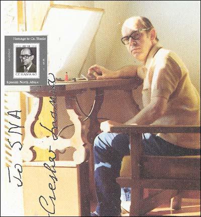 C.Z. Slania.