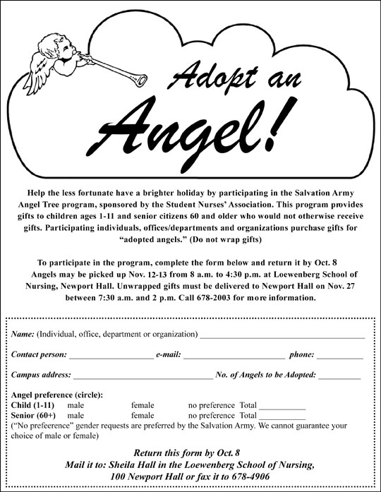 Search Results for: Angel Tree Application Form