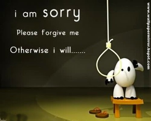 I Am sorry wallpapers pics