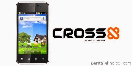 Daftar Harga Hp Cross / Evercoss Android Terbaru Juli 2014