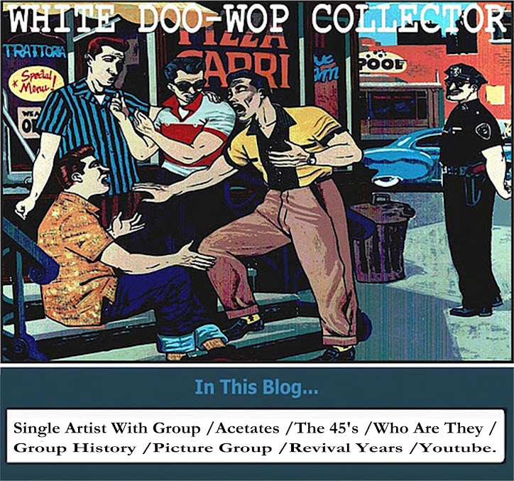 WHITE DOO-WOP COLLECTOR