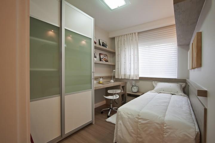 decoracao de interiores quartos de solteiro:Quarto De Solteiro
