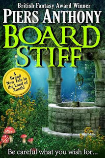 Board Stiff (Xanth #38) by Piers Anthony